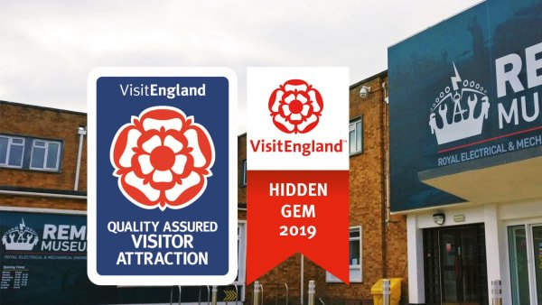 Museum awarded Visit England Hidden Gem