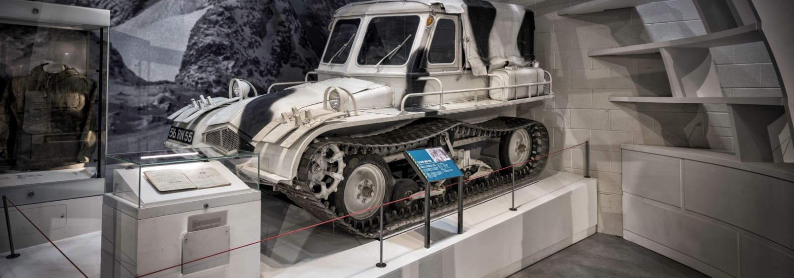 Collections in Focus: Aktiv Fischer Snow Trac
