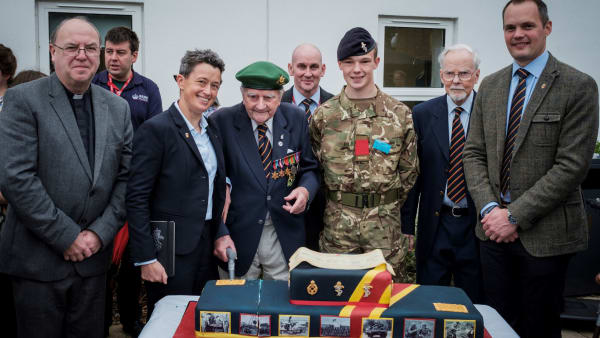 REME Celebrates 75 Years Since Formation